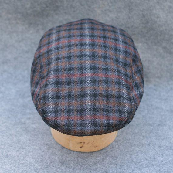 6eb4f878e Custom Made Ivy Driver Flat Cap Hat Men Driving Cap by IDHatShop ...