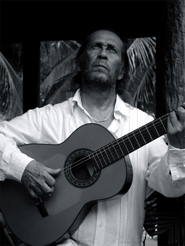 Paco de Lucia - Because he is the inspiration for this board!