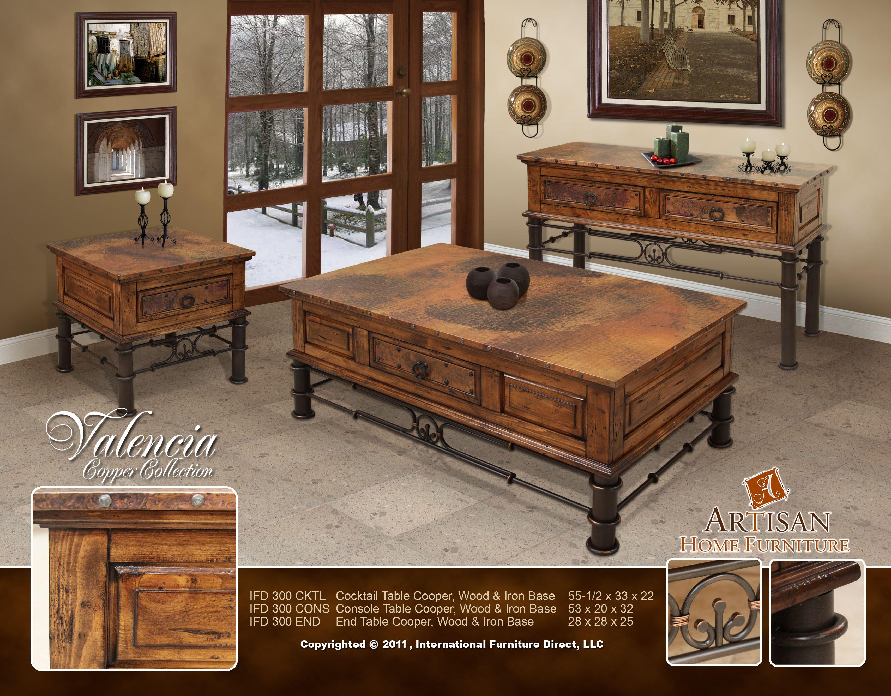Rustic+Furniture | Artisan Rustic Furniture, International Furniture  Designs Phoenix