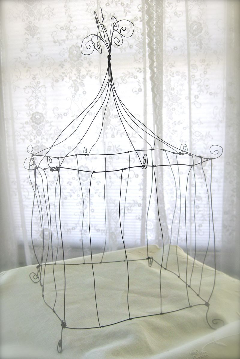 wire cloches by deanna welch