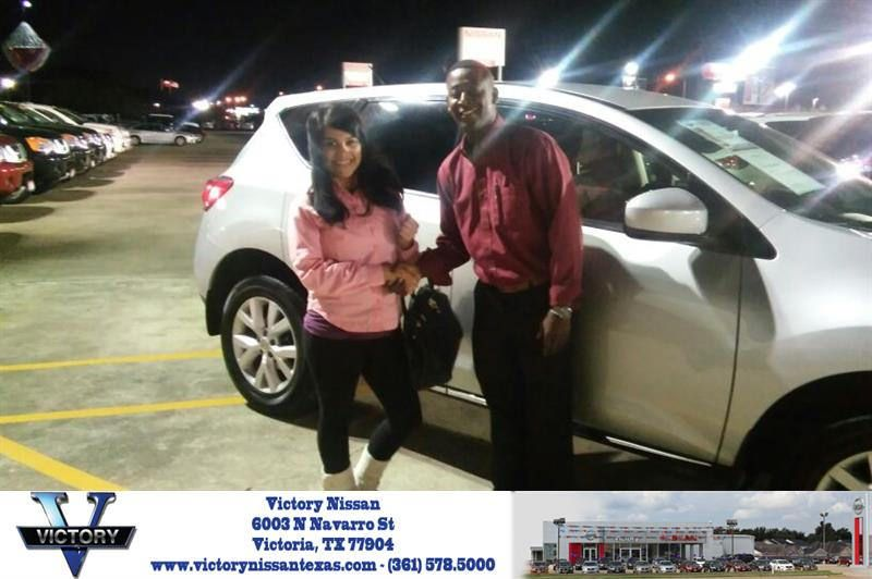 Https://flic.kr/p/DWBcBT | Congratulations Crystal On Your #Nissan #Murano  From Joseph Garrett At Victory Nissan! |  Deliverymaxx.com/DealerReviews.aspx?