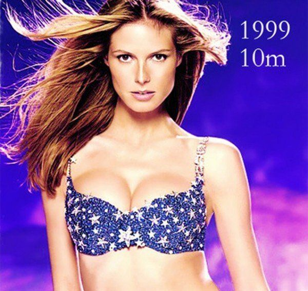 1cb2a6cd7277c Victoria s Secret Fantasy Treasure Bra 1999 ( 10