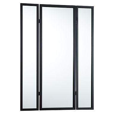 Exceptional 3 Way Over The Door Mirror