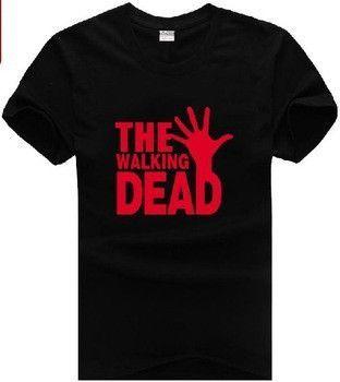 Walking Dead Cotton T-shirt