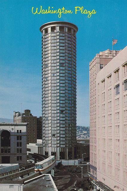 Washington Plaza Hotel in Seattle, WA
