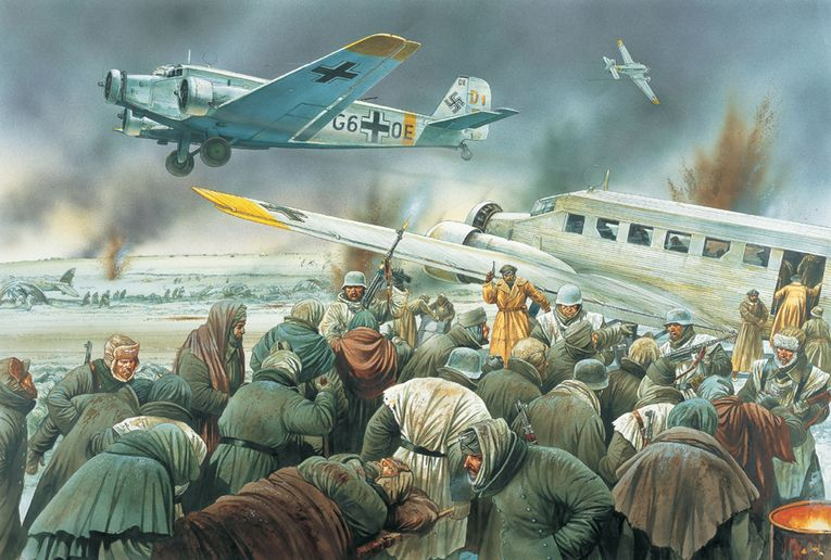 Pin en II Guerra Mundial