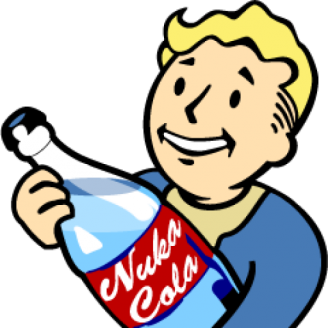 Dbbb69bf15ffa80594b685bc2a28bc27 328 328 Vault Boy Fallout Vault Boy Game Pictures