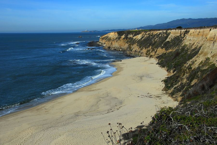 Half Moon Bay California