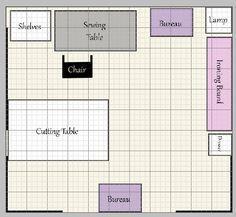 Photo of Nähraum-Layout-Ideen & Designs – Nähraum-Layout Mehr – #BabyKnits #Cro …