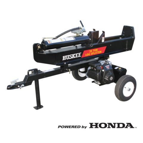 Huskee® 28-ton Log Splitter - Tractor Supply Co  | Tractors