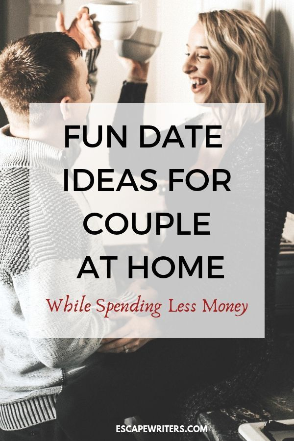30 Fun Things to do as a couple at home instead of ...
