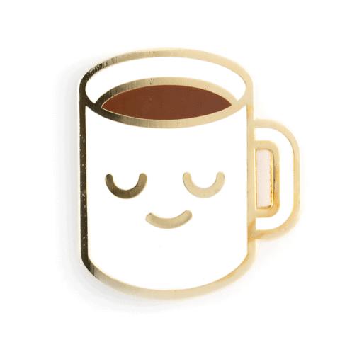 Coffee Mug Pin | Accessories | Mugs, Coffee mugs, Pin, patches