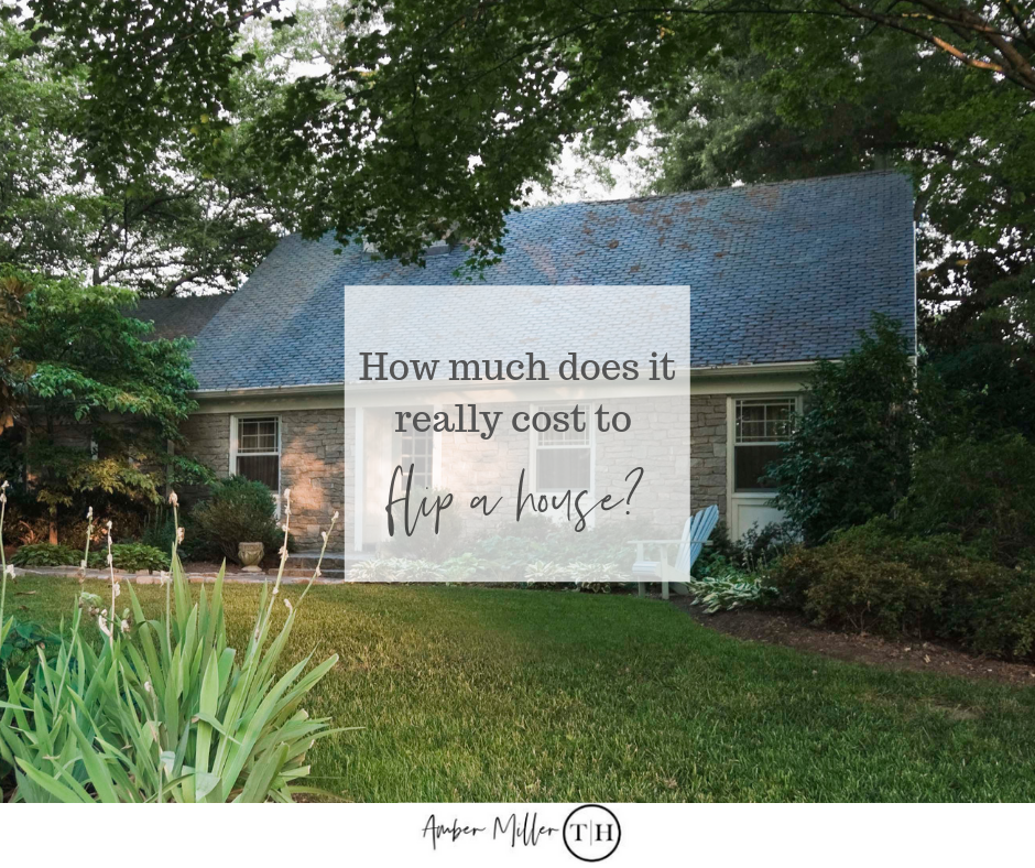 Amber's Biz Tip: How Much Does It Really Cost To Flip A