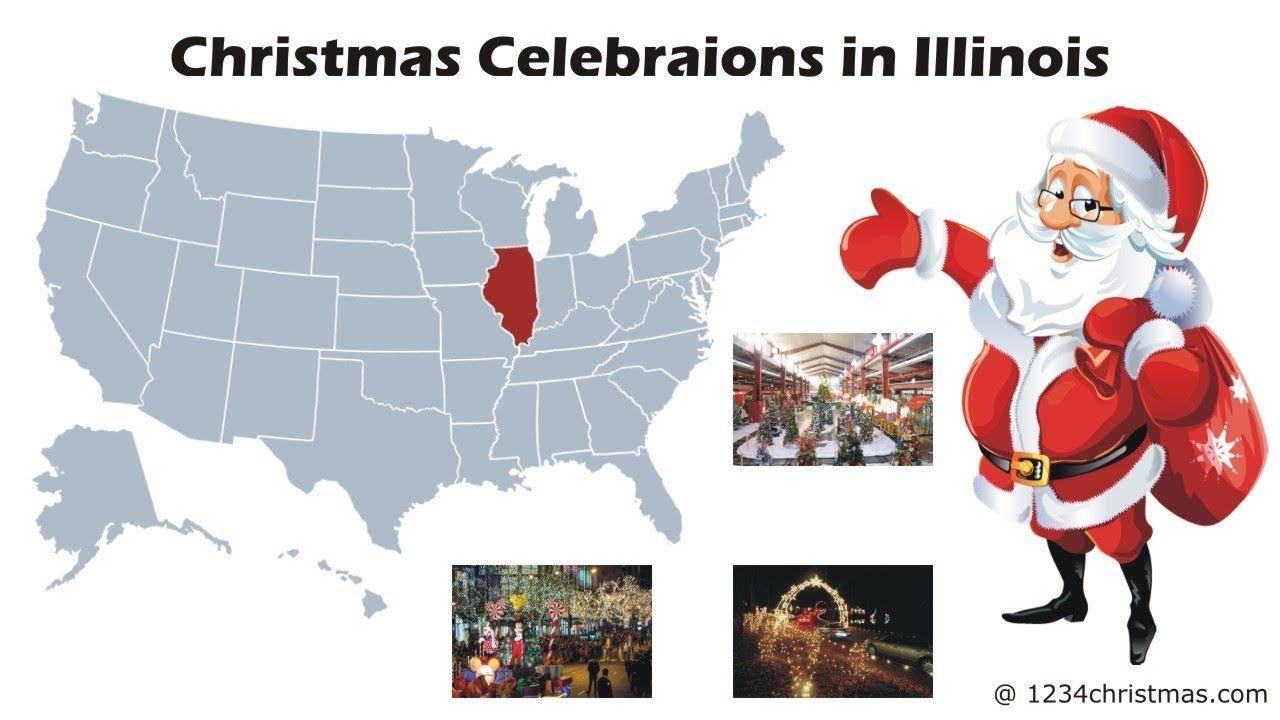 Christmas 2017 Celebrations in Illinois, Celebrations in Springfield ...