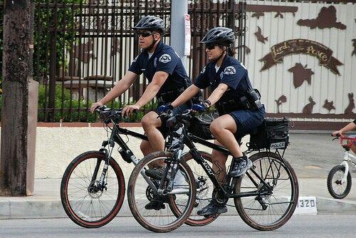Bike Patrol The Thin Lines Bike Police Bicycle