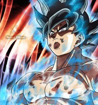 Goku Limit Breaker By Ahmadedrees Dragon Ball Z Goku Dragon Ball