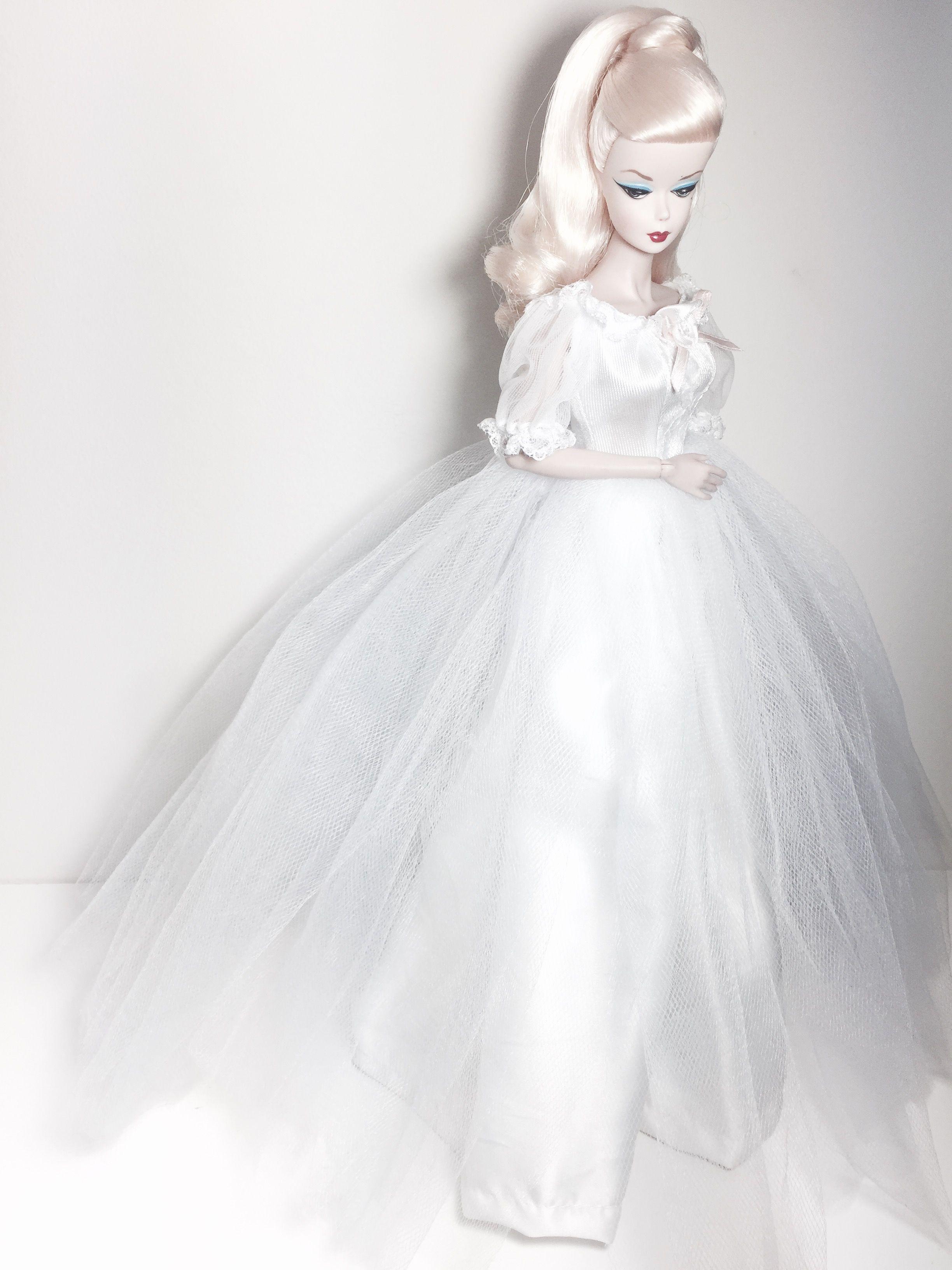 Bocci Len 1 6 barbiebridalgowns by len doll bridal gowns