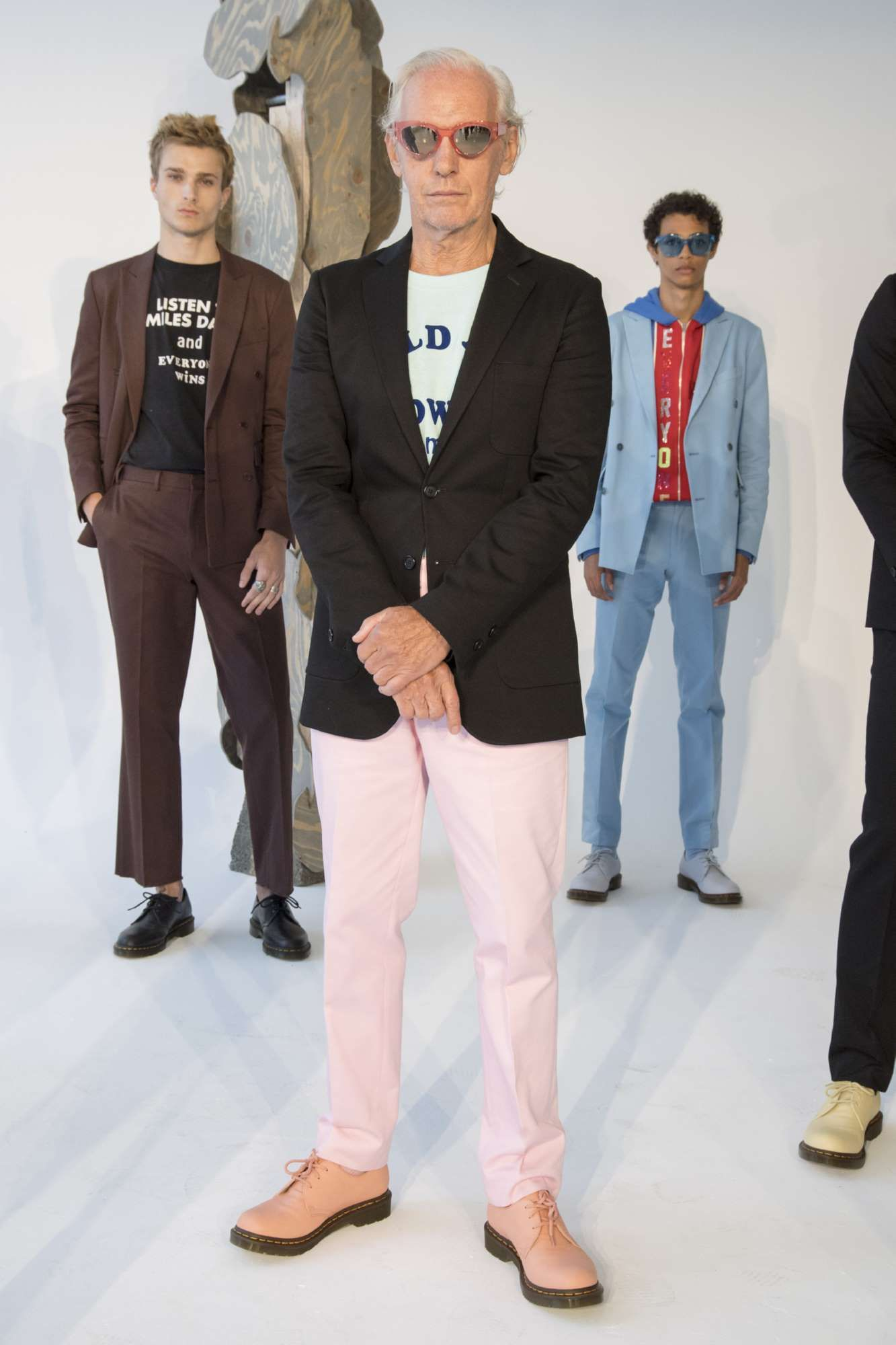 Timo Weiland Spring Sumer 2020 Collection Male Fashion Trends Estilo De Hombre Moda Masculina