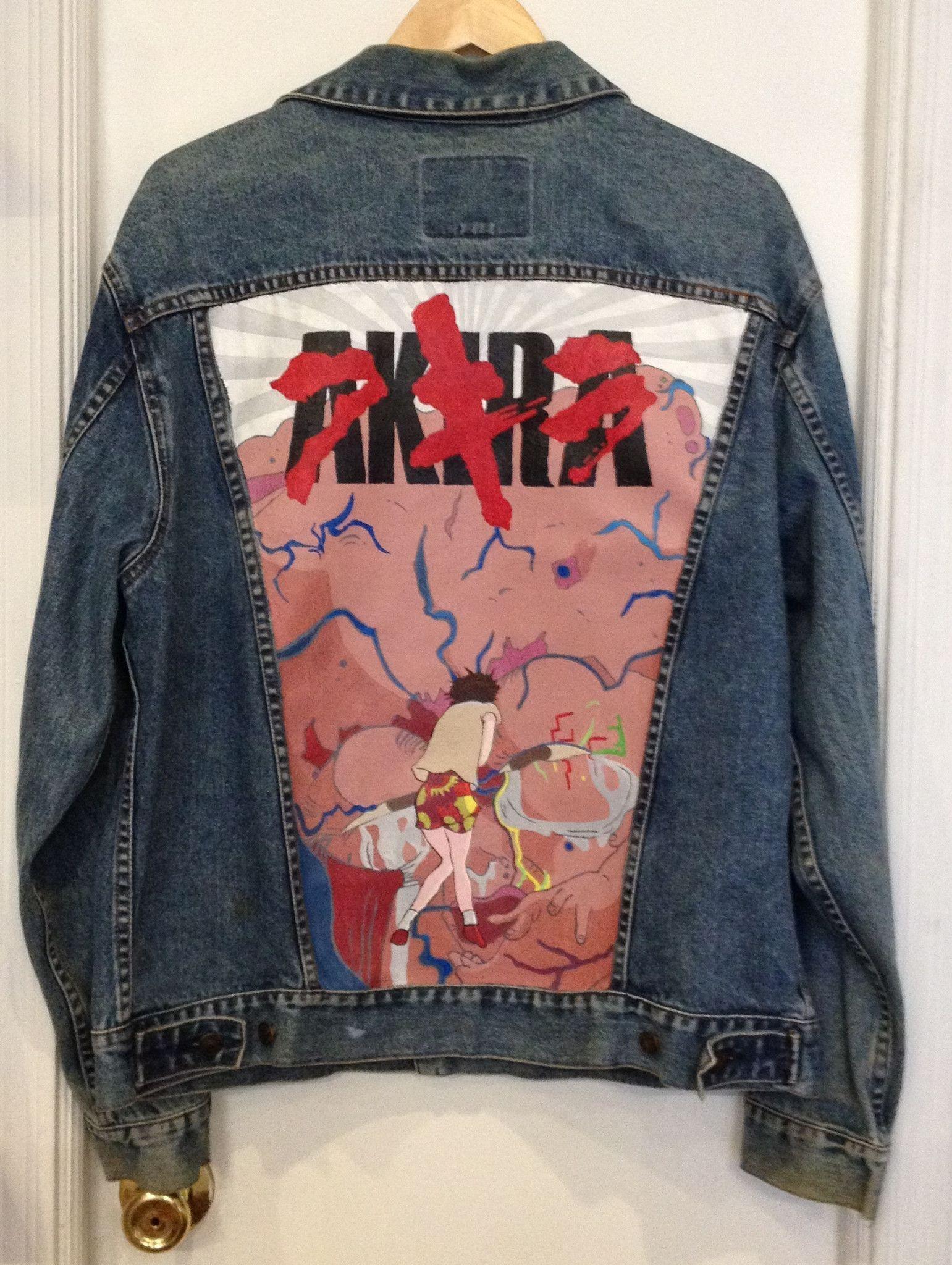 Equality Re-purposed Custom Denim Jacket hHE91