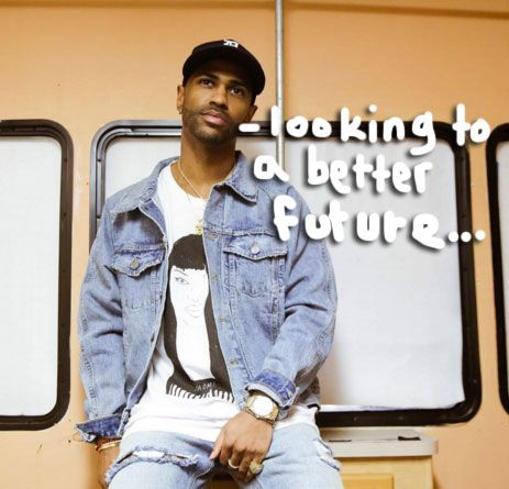 Big Sean Is Doing Amazing Work For The Water Crisis In Michigan! Get The Charitable Deet! by Perez Hilton  #Entertainment