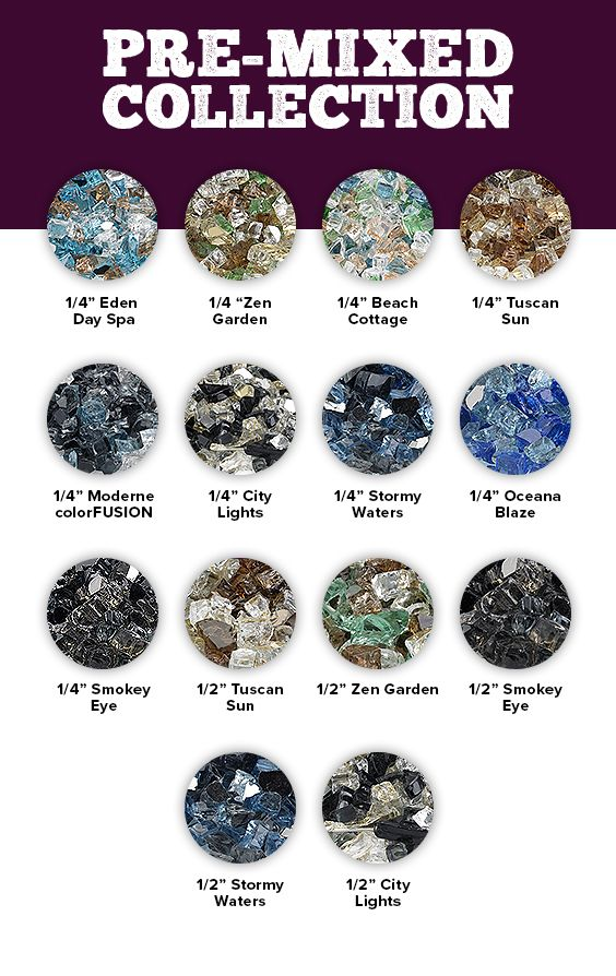 Available In Inch Or Inch Size Pieces Pre Mixed Fireplace Glass Rocks Can Be Chosen In Color Schemes Glass Fire Pit Fire Glass Fireplace Rustic Fire Pits