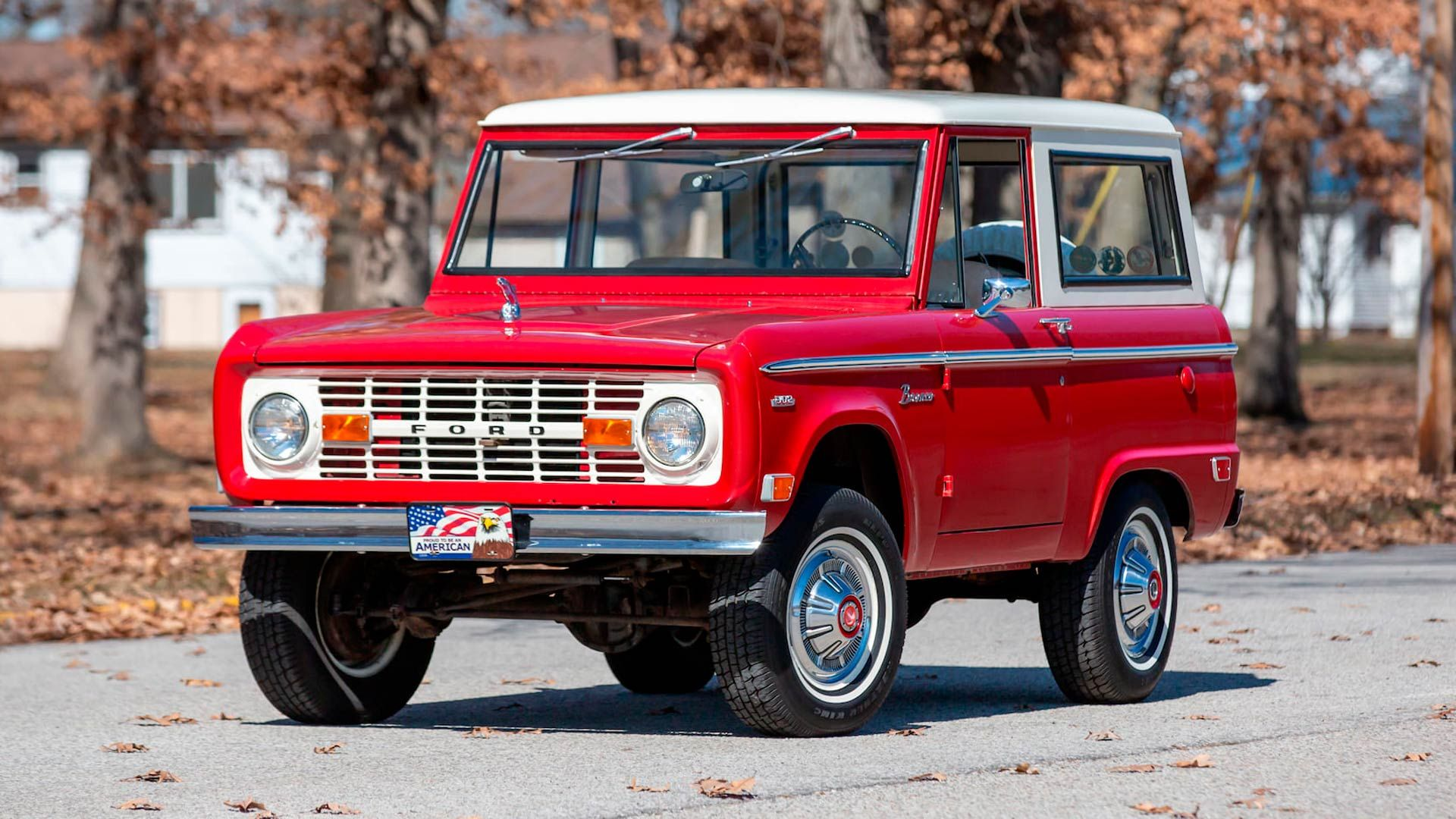 Five Classic Ford Broncos To Buy At Auction This Week Ford Bronco Classic Ford Broncos Bronco