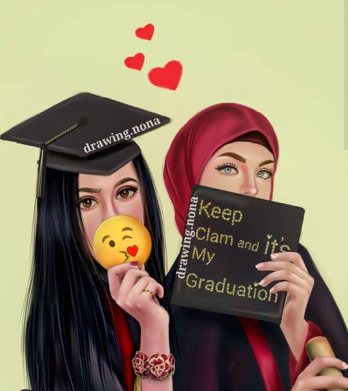 Pin By Jazeela Jejji On الرسم أحلى مع شمس محمد على Girly M Best Friend Drawings Girly Art