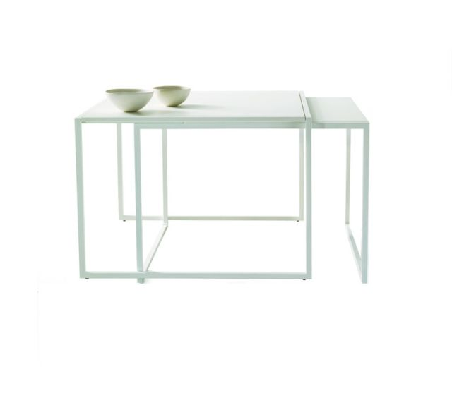 Tavolo kraft: in vetro e acciaio | Furniture | Pinterest | Tables ...