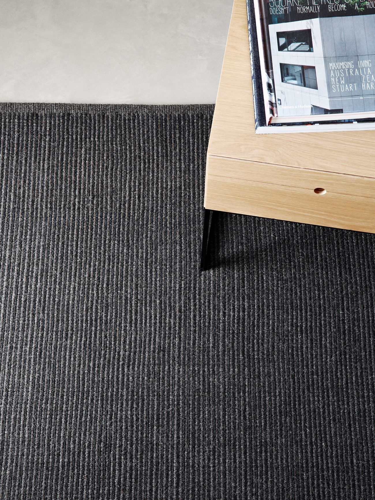 Subtle Meandering Stripes Give An Understated Elegance And Masculinity With Warmth Depth