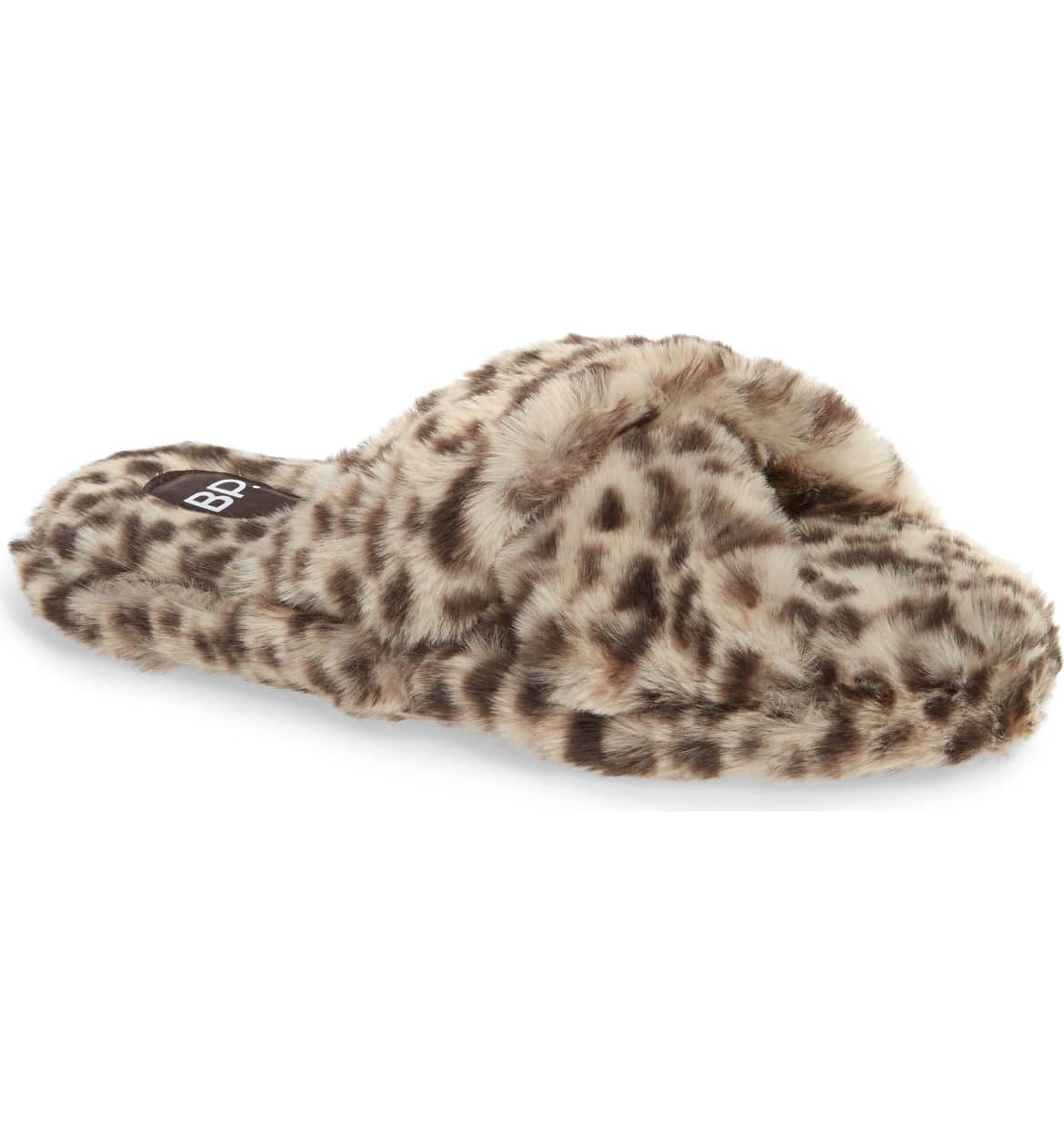 79abc3f7217d 11 12 Giaa Faux Fur Slipper