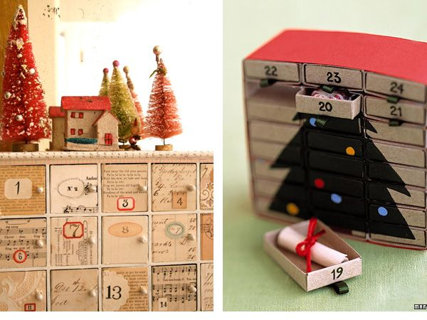 Advent Calendar Ideas | Furnish Burnish