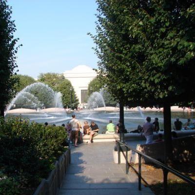 National Gallery of Art Sculpture Garden Photos