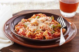 Photo of Weeknight Italian Pasta Bake