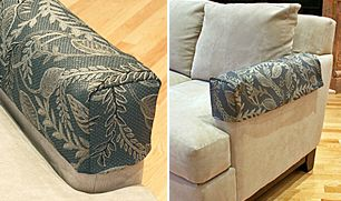 Slipcovershop Com Wow Protective Arm Covers For Your Furniture