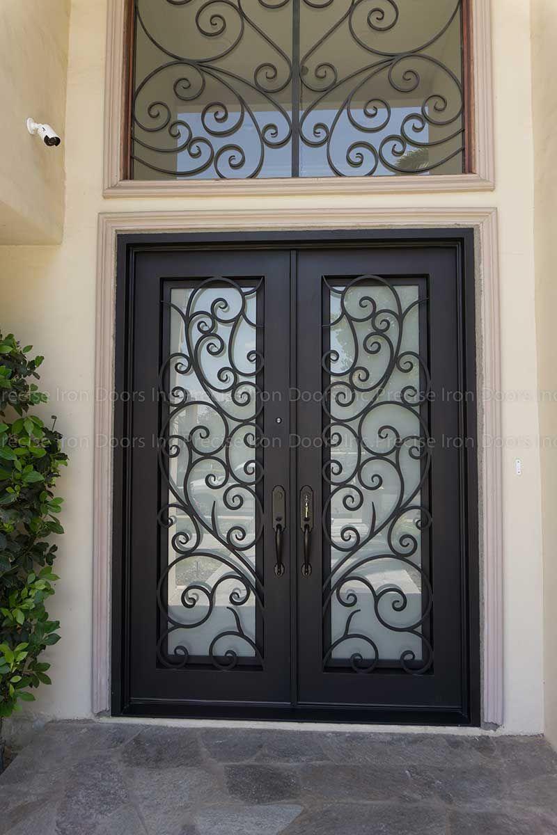 Gallery Entry Iron Door Custom Wrought Iron Doors Wholesale