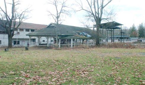 Hanson's at Harvey's Lake, PA at the end