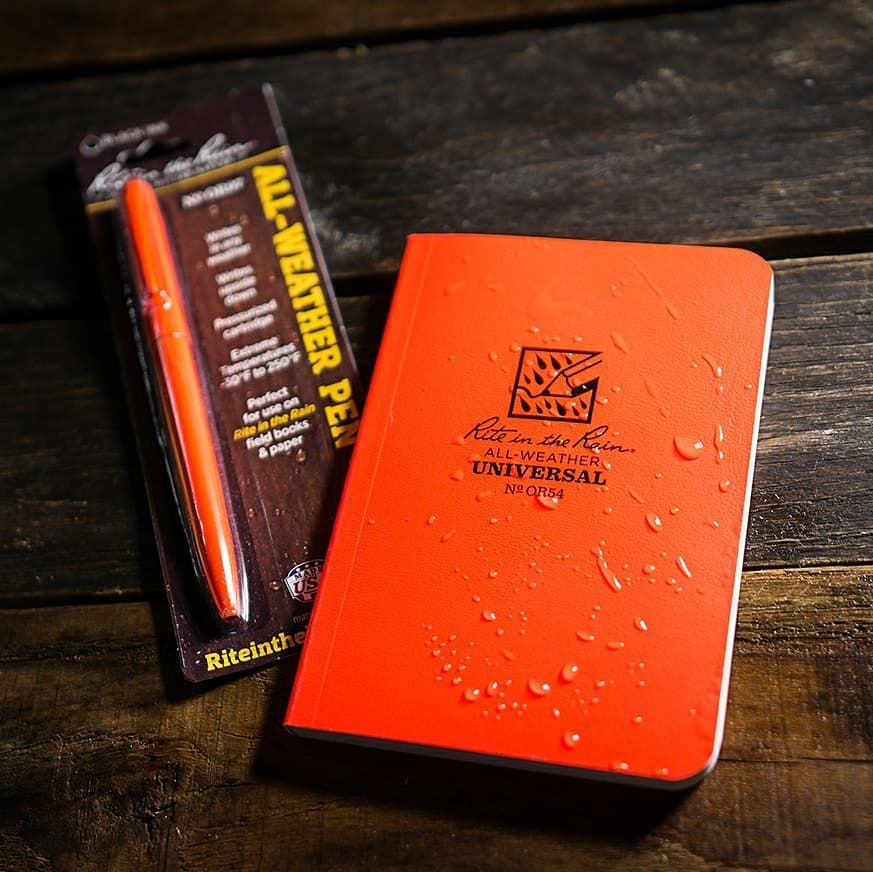 Weekend Giveaway Our New Blaze Orange Notebooks Are Almost Ready For Release Be The Very First To See One For Yourself Just Double Tap And Comment
