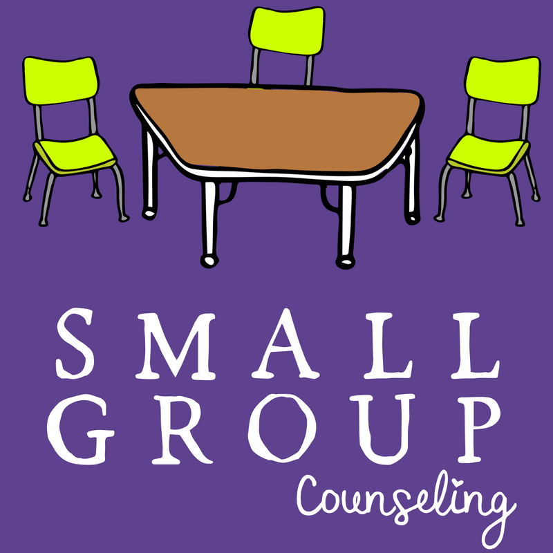 Small group counseling ideas and activities for school counseling ...
