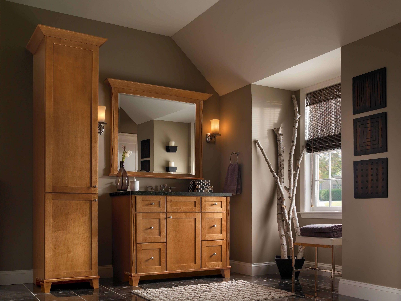 Kraftmaid Bathroom Vanity Mirrors Ideas Wooden bathroom