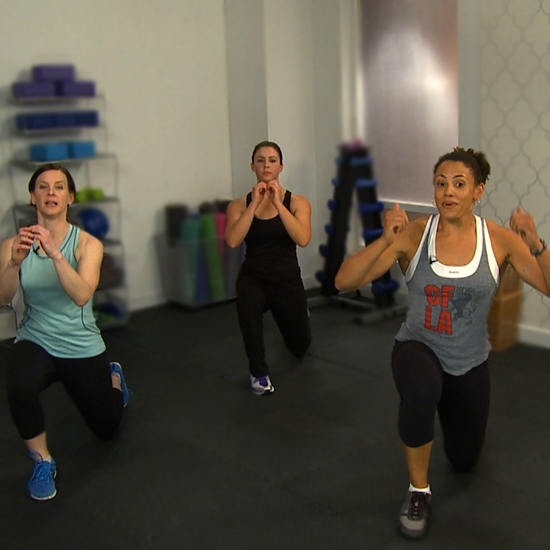 Try This 10 min Intense Full-Body CrossFit Workout. it is only 4 moves! but they kill.