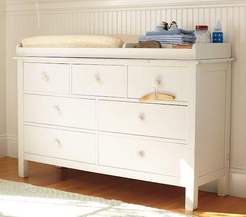 Youngoz Dresser With Change Table Top
