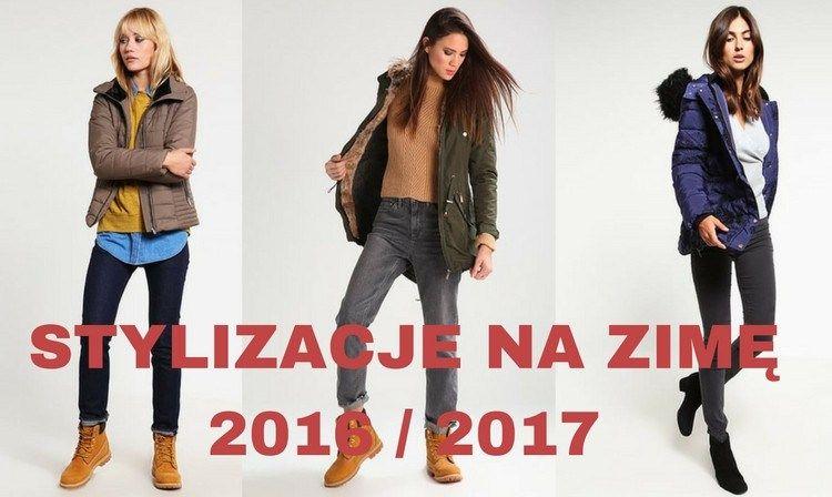 Stylizacje Na Zime 2018