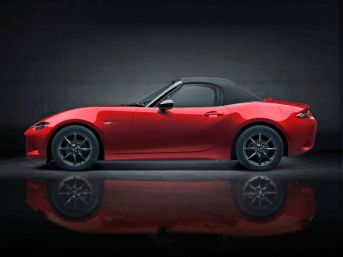 Long live the Roadster  Just one glance and your pulse