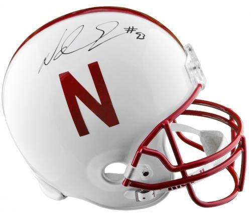 Ndamukong Suh Autographed Full-Size Replica Helmet - JSA #SportsMemorabilia #NebraskaCornhuskers
