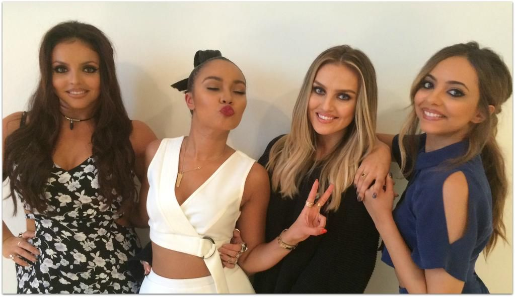Follow the girls on @AppleMusic today for exclusive content and loads more! Mixers HQ x http://AppleMusic.com/LittleMix
