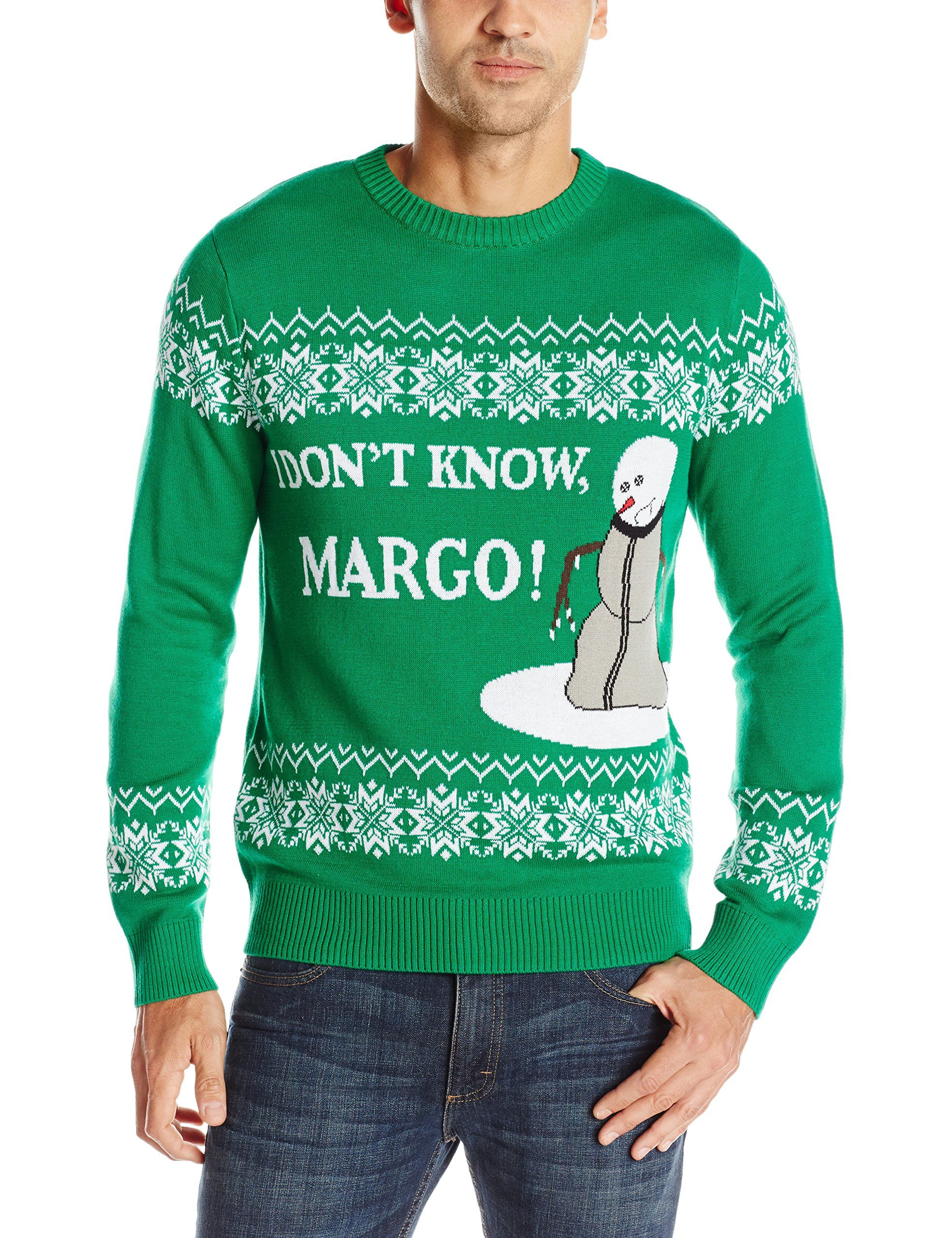 National Lampoons Christmas Vacation I Dont Know Margo Ugly