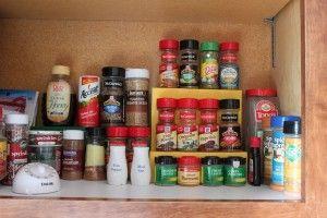 Amazing Diy Spices Rack Shelf Cardboard Made Etagere A Epices Carton Idee