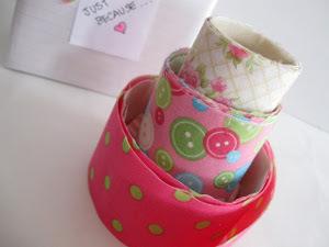 DIY Fabric Washi Tape