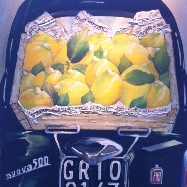 Fiat and lemons @anglais