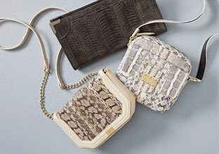 The best bags are the ones that manage to be both on-trend and timeless. Roomy but sensible. Sturdy yet luxurious. These picks are all winners in our book, being beautiful examples of the handbags a woman needs to make every day a little more fabulous. #FoleyCorinna #purses #handbags #women See more at #MyHabit: http://www.myhabit.com/?tag=myclothingdeals-20